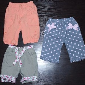 Janie and Jack Baby Gap Childrens Place 3M 6M Lot